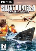 Silent Hunter 4 - Wolves of the Pacific Deutsche  Stimmen / Sprachausgabe Cover