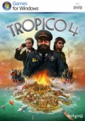 Tropico 4 Deutsche  Texte, Untertitel, Menüs, Stimmen / Sprachausgabe Cover