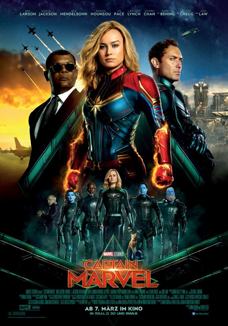 captain marvel - entertainment - xrel.v3 - release & nfo source #1