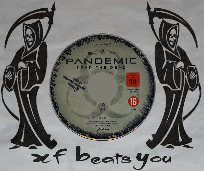 pandemic fear the dead