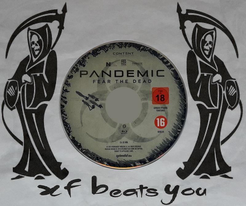 pandemic fear the dead